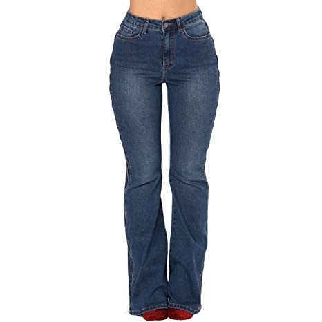 Mujer Vaqueros Slim, Skinny Pantalones Jeans6030 Stretch ...