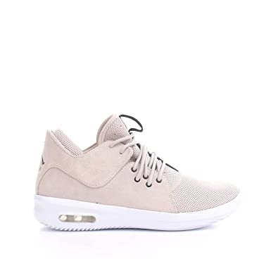 Zapatillas Jordan - Air Jordan First Class Beige/Negro/Blanco Talla: 41: Amazon.es: Zapatos y complementos