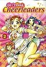 Go ! Tenba Cheerleaders, tome 2 par Sogabe