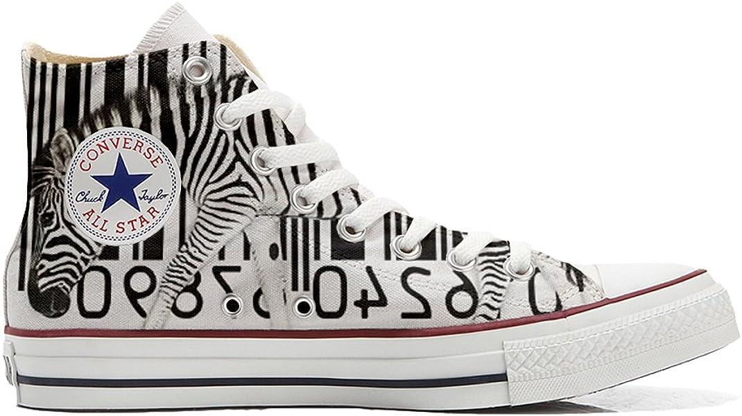 Converse All Star Hi Personnalisé et Imprimés Chaussures