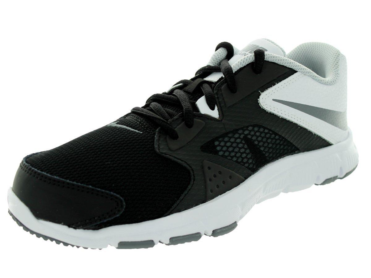 Nike Kids Flex Supreme Tr 3 (GS/PS) Black/Cool Grey/White/Pr Pltnm Training Shoe 6 Kids US