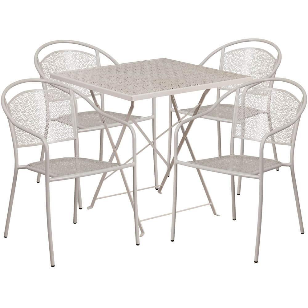 Amazon.com: Panini - Mesa y sillas de restaurante (28