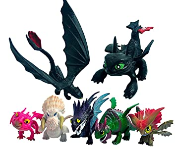 trans toys ecofriendly halloween christmas birthday gift children kids furnishing puppet toys how - How To Train Your Dragon Christmas