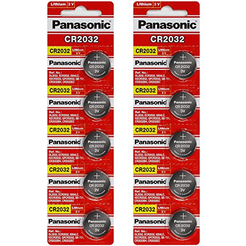 Panasonic Cr2032 Lithium Battery Ecr2032