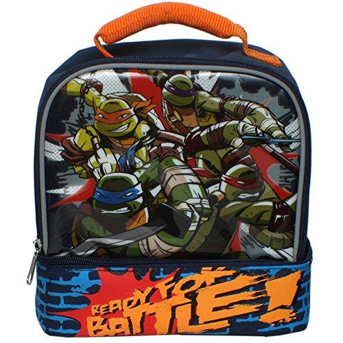 Teenage Mutant Ninja Turtles 9.5 inch Lunch Box - Ready for Battle