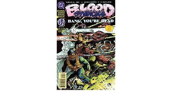 Amazon.com: Blood Syndicate #35 VF/NM ; DC/Milestone comic ...
