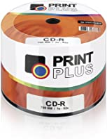 Midia Virgem CD-R 700MB 52x Multilaser - (pack 50) - CD051PP