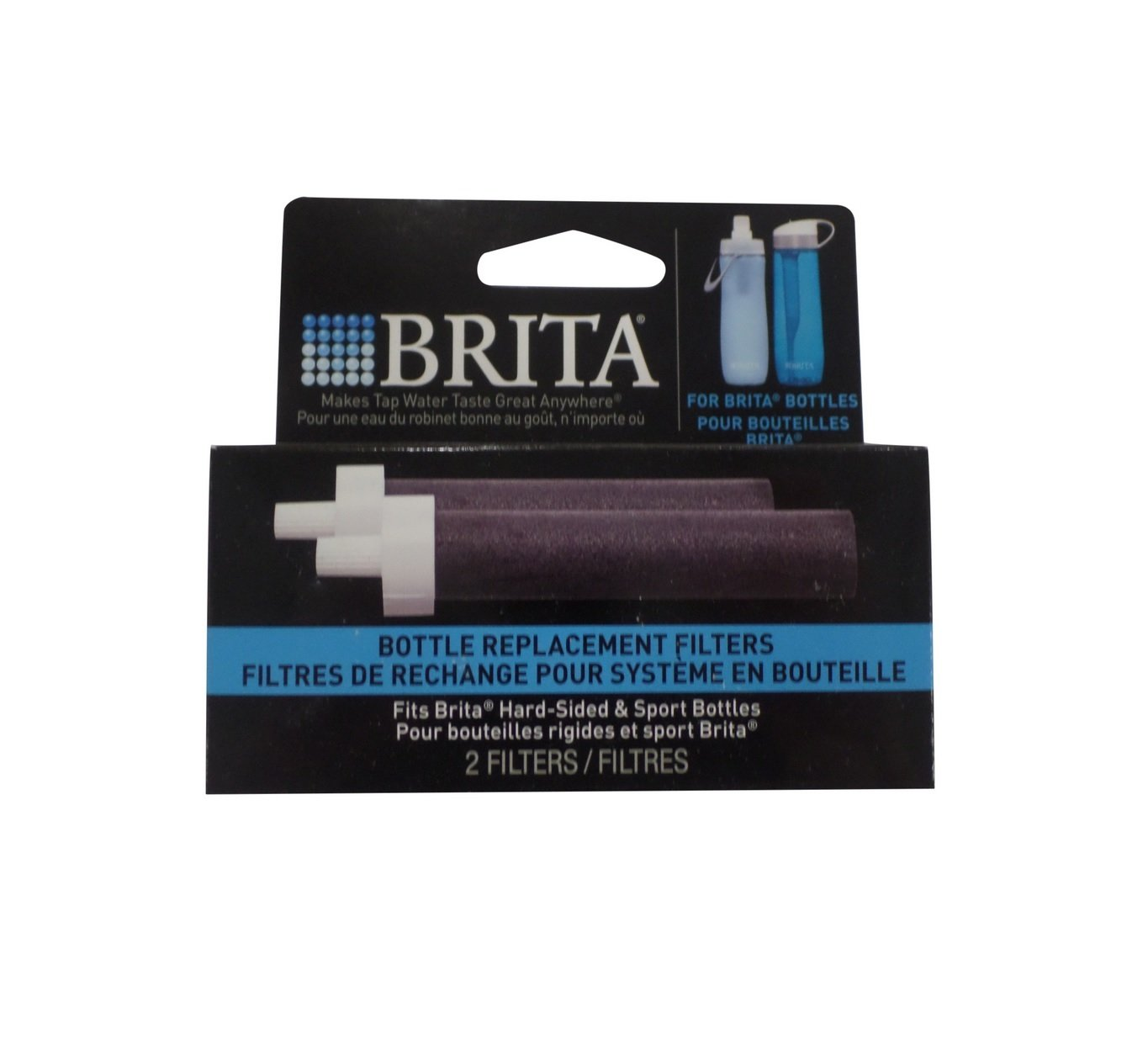 Brita Bottle Replacement Filters, 2 Count: Amazon.ca: Home & Kitchen