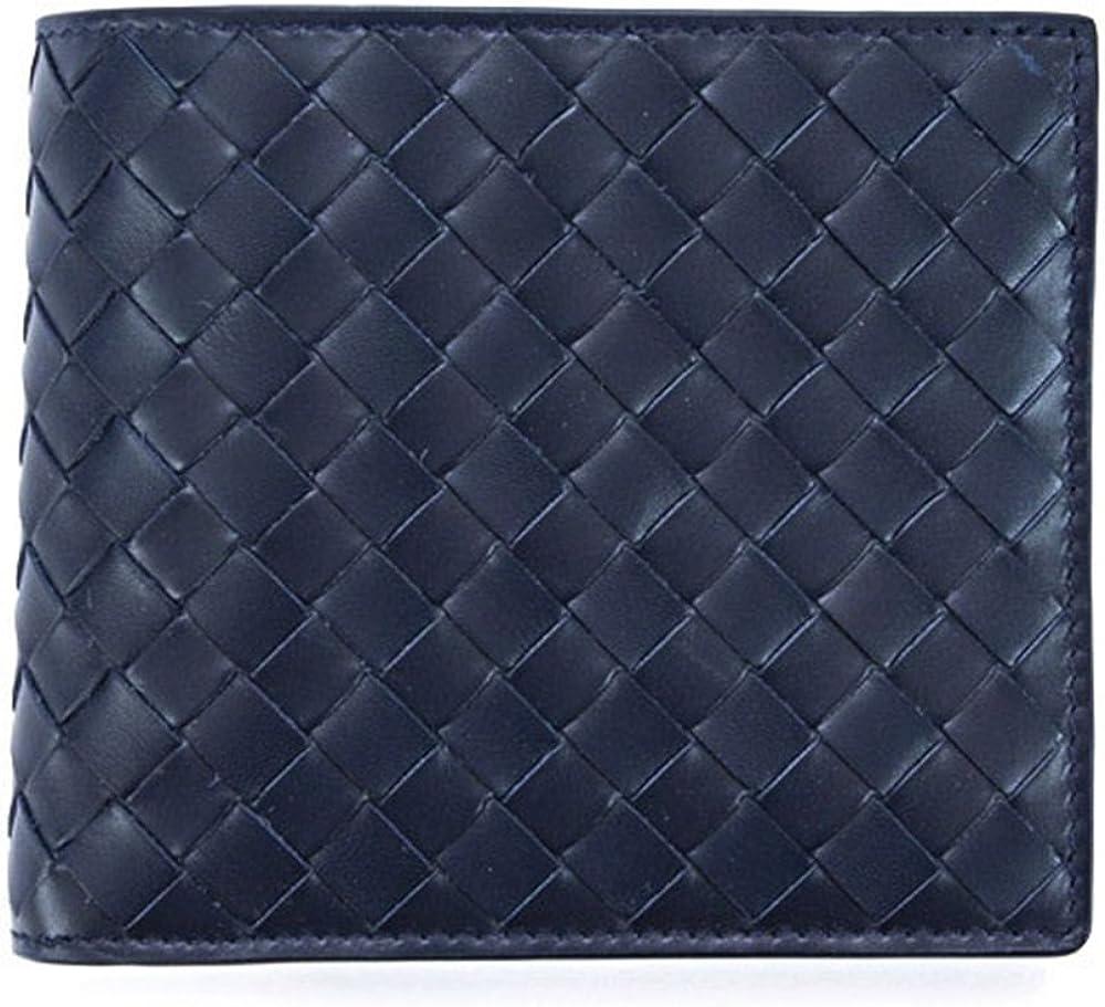 BOTTEGA VENETA 二つ折り財布 の外装