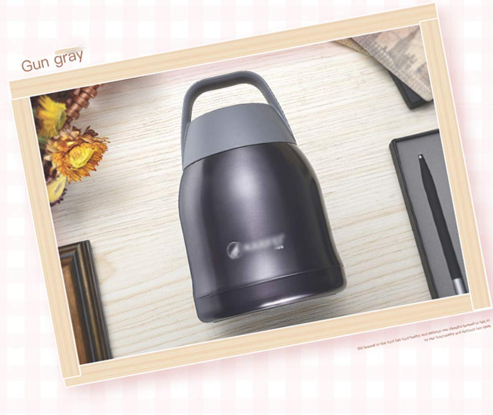 S & B Becher Edelstahl Vakuum Simmering Topf Isolation Lunchbox Männer und Frauen Dosen Kochen