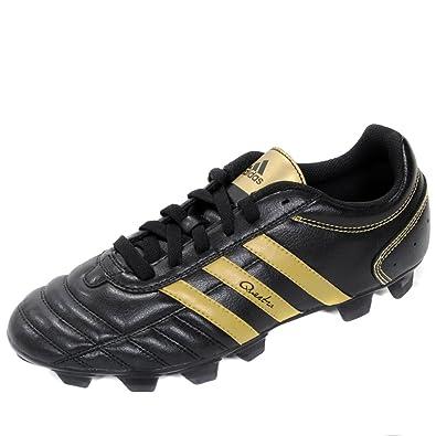 2696891c301d Adidas Questra III TRX Astro Turf Football Boots - Black Gold 7.5 UK ...