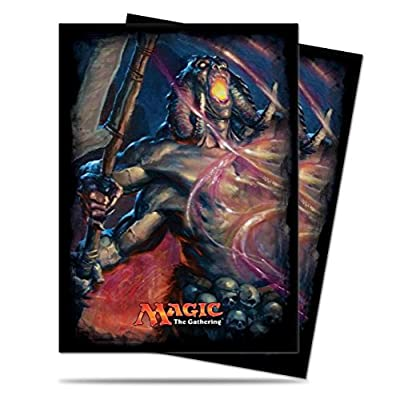 """Magic: the Gathering Commander 2016 """"Yidris, Maelstrom Wielder"""" Deck Protector Sleeves (120 ct.): Toys & Games"""