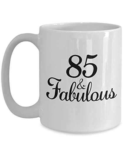 Image Unavailable Not Available For Color 85th Birthday Gifts Ideas Women