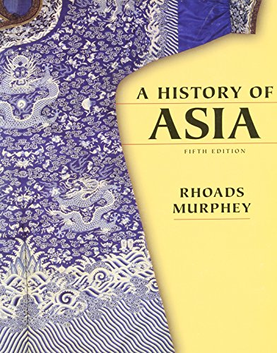 History of Asia, A (5th Edition)