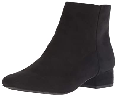 73e0a069e0ac Circus by Sam Edelman Women's Lyndsey Ankle Boot, Black Microsuede, 5.5 M US