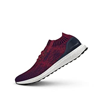 219b64ea19e Adidas Men S Ultra Boost Uncaged Mystery Red Navy Ba9617 Running Trainers  -7 UK India