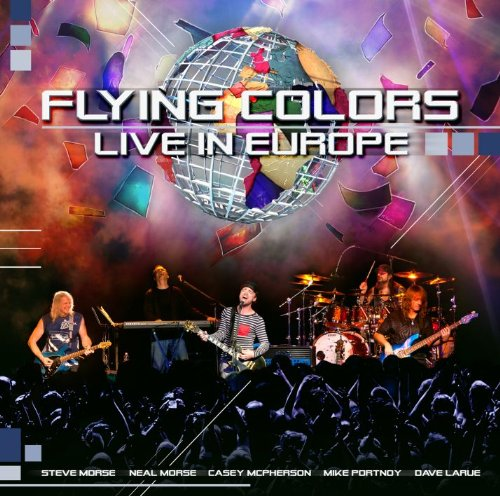 Flying Colors: Live in Europe (Audio CD)