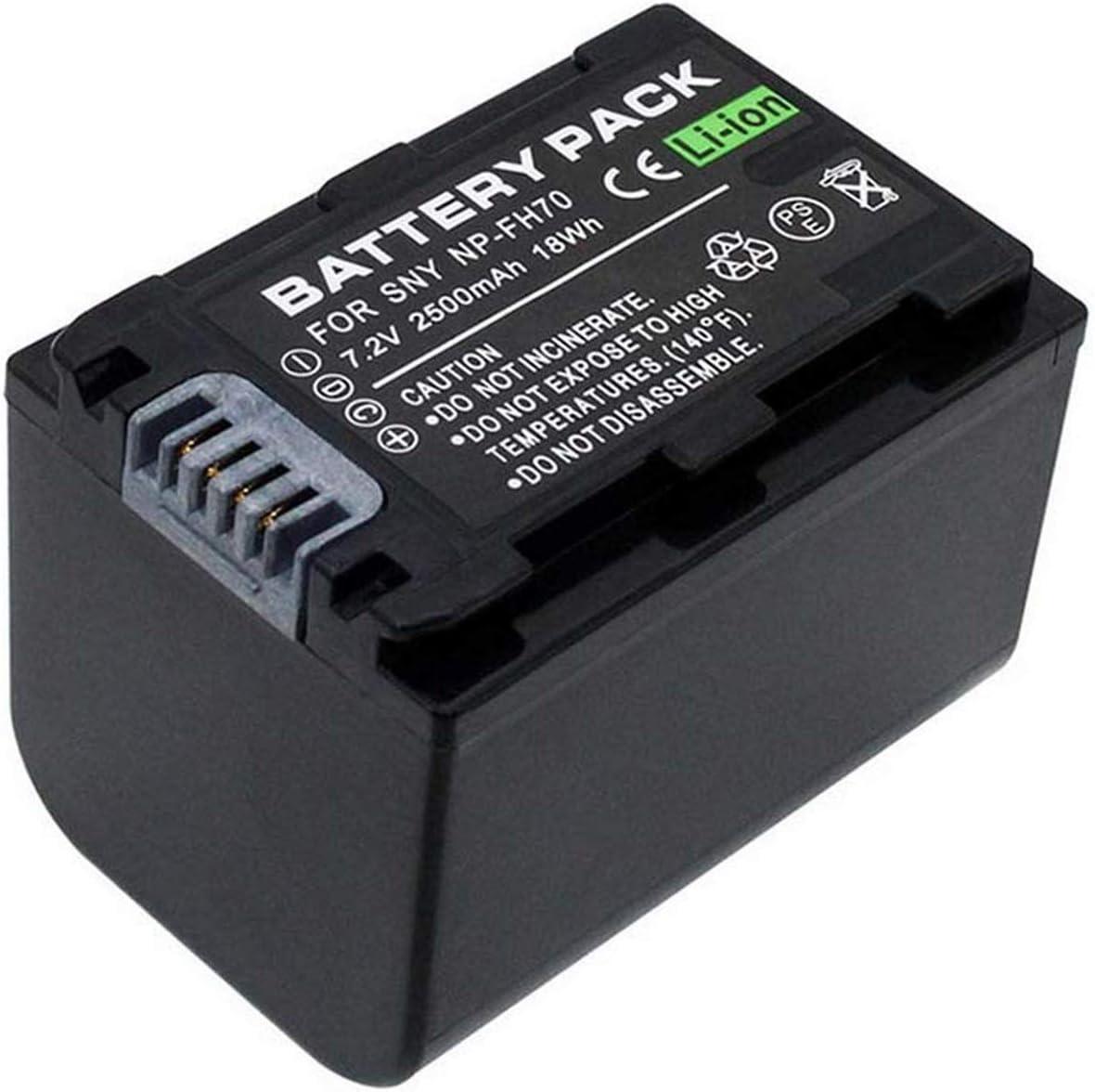 Battery Pack for Sony HDR-CX500VE HDR-CX520VE Handycam Camcorder HDR-CX505VE