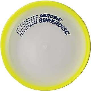 product image for Aerobie Superdisc - Single Unit Yellow