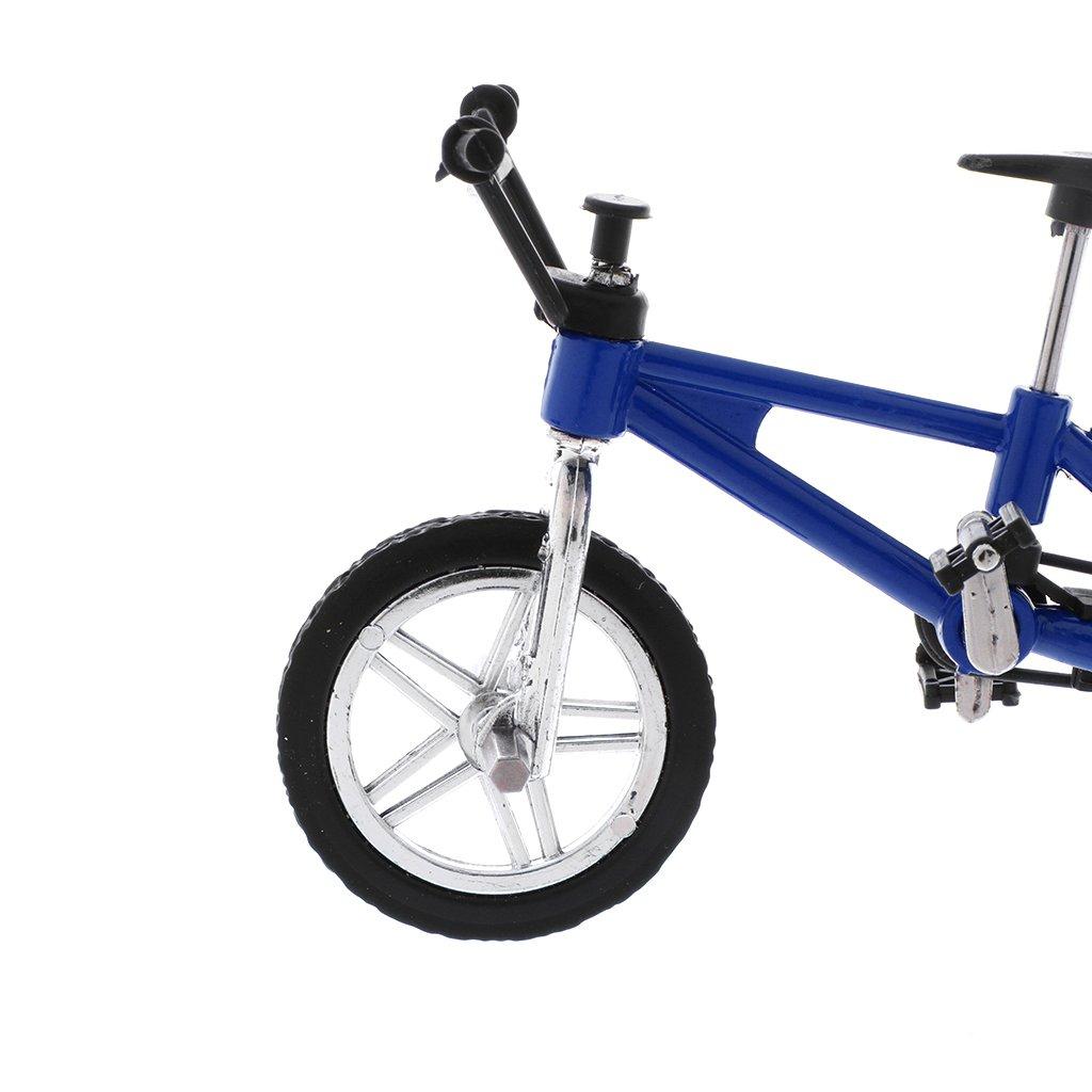 Vélo Doigt Circuits 24 Modèle De En Alliage 1 4pcs Sharplace Mini qpSzVUMG