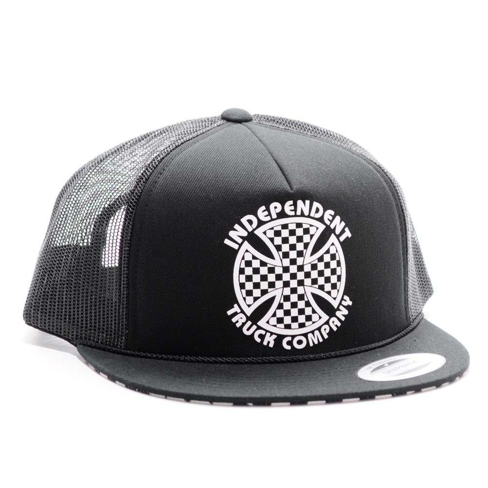 Gorra Independent - Cross Check negro/blanco talla: OSFA (Talla ...