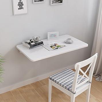 Amazon De Zcjb Kleiner Computer Schreibtisch Wand Schreibtisch