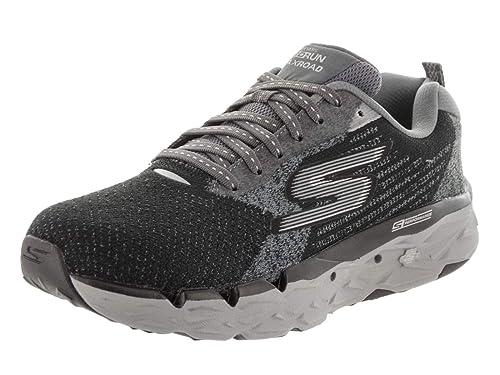 Melancolía nacimiento Si  Buy Skechers Women's Go Run Maxroad 3 Ultra Running Shoe Black ...