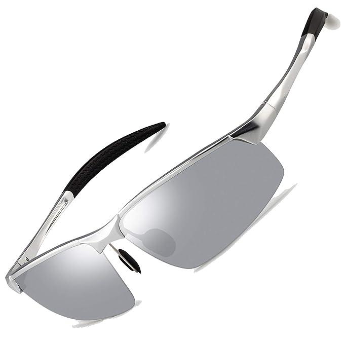Amazon.com: SOXICK Gafas de sol polarizadas para hombre ...