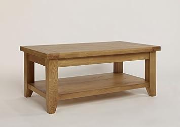 Prime Chiltern Grand Oak Rectangular Coffee Table Amazon Co Uk Camellatalisay Diy Chair Ideas Camellatalisaycom