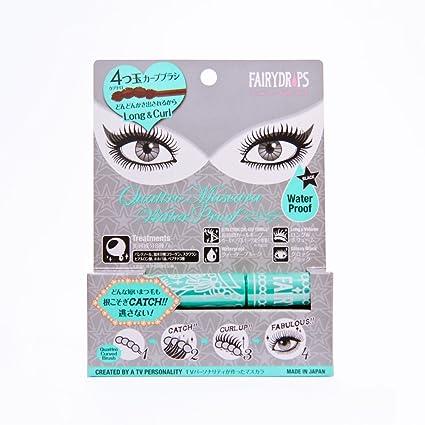 c30600b33ec Amazon.com : FAIRYDROPS Quattro Waterproof Mascara : Beauty