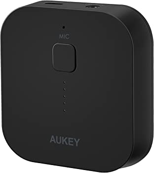 Aukey Bluetooth Receiver, Audio Music Adapter