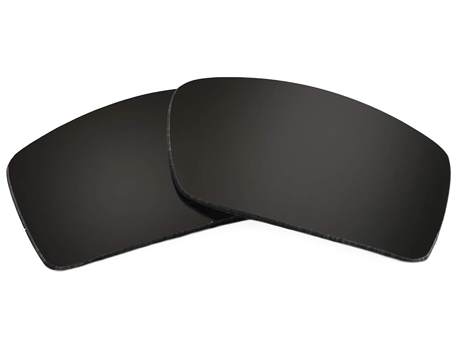 55ba134daf GASCAN Replacement Lenses Advanced Black by SEEK fits OAKLEY Sunglasses at  Amazon Men s Clothing store
