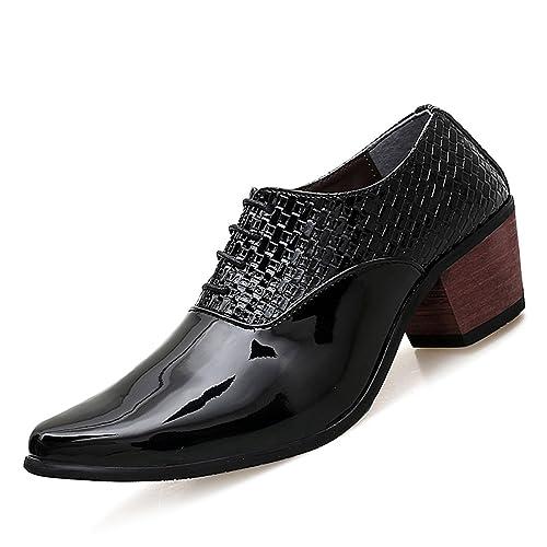 Amazon.com: Jacky de hombre Sneakers a la Moda Casual Formal ...