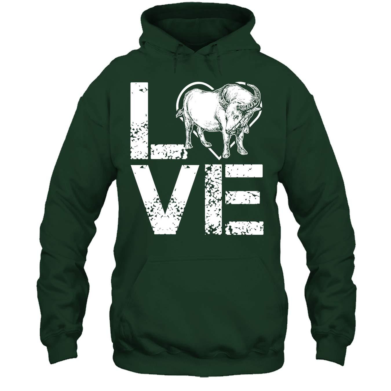 Water Buffalo Tee Shirt Love Water Buffalo T Shirt Design