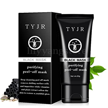 Amazon.com : Blackhead Remover Black Mask Deep Cleansing Peel-off Mask : Beauty