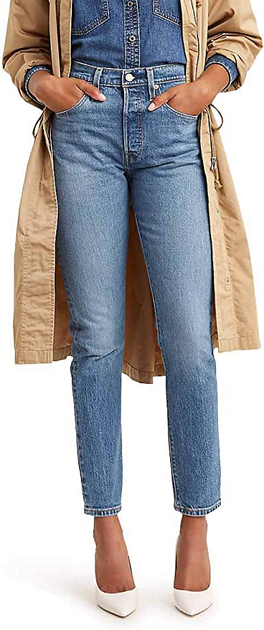 Levi S Mile High Super Skinny Jeans Mujer Amazon Es Ropa Y Accesorios