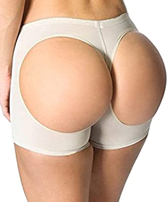 Women/'s Seamless Breathable Hip Lift High Waist Panties Tummy Control Shapew FJ