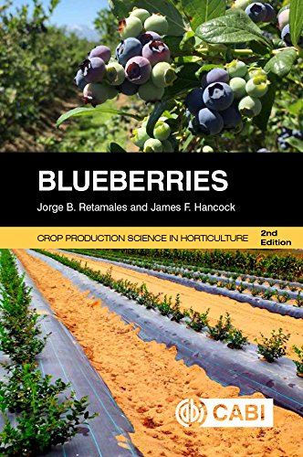Blueberries (Agriculture) - Blueberry Book