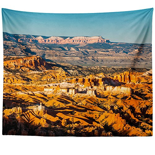 Westlake Art - Wall Hanging Tapestry - Badlands Sky - Photography Home Decor Living Room - (Grand Staircase Wall Tapestry)