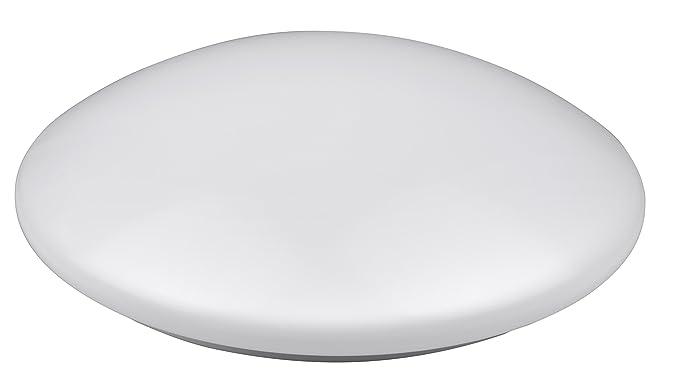 Plafoniera Per Esterno Con Sensore : Kai plafoniera led con sensore di movimento w bianco