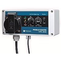 H-Tronic 1114455 Niveauregler Füllen, emptyen with 10m Sensor