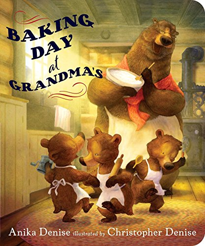Baking Day at Grandma