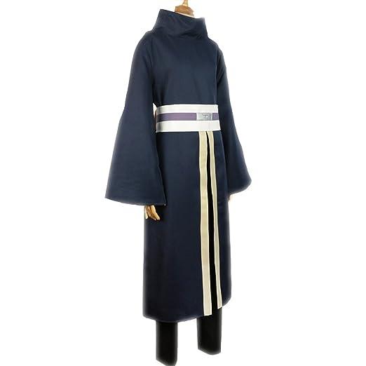 Amazon.com: MYYH Japanese Ninja Tobi Obito Cosplay Costume ...