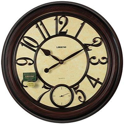 Amazon.com: Geneva Clock 8-Inch Wall Clock with Plastic