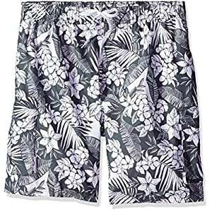 Kanu Surf Men's Havana Swim Trunks (Regular & Extended Sizes)