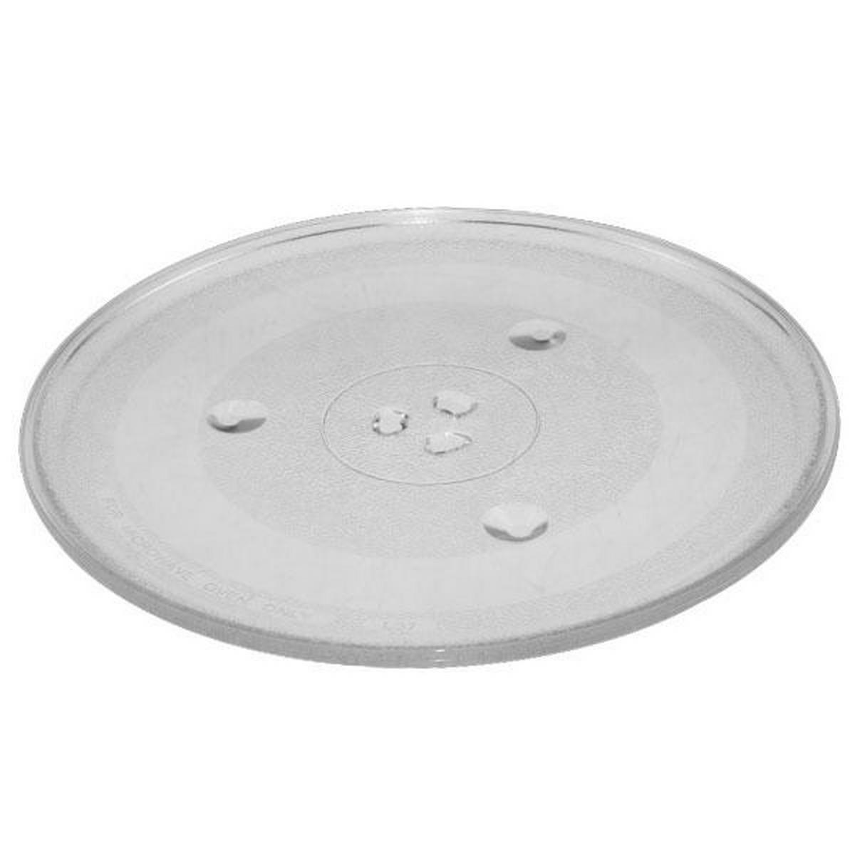 Plato giratorio de cristal - horno microondas - Ariston Hotpoint ...