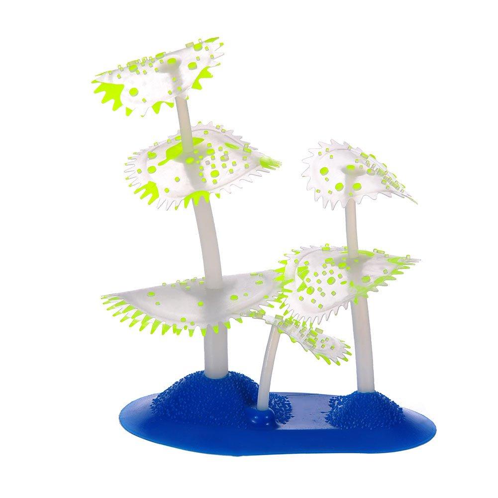 yunt Gear Gel de sílice de Coral decoración para acuario tanque de peces cartucho: Amazon.es: Productos para mascotas