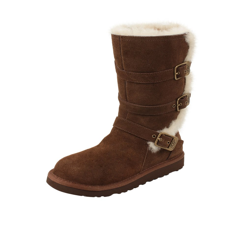 UGG Australia Infants' Maddi Shearling Boots,Chocolate by UGG