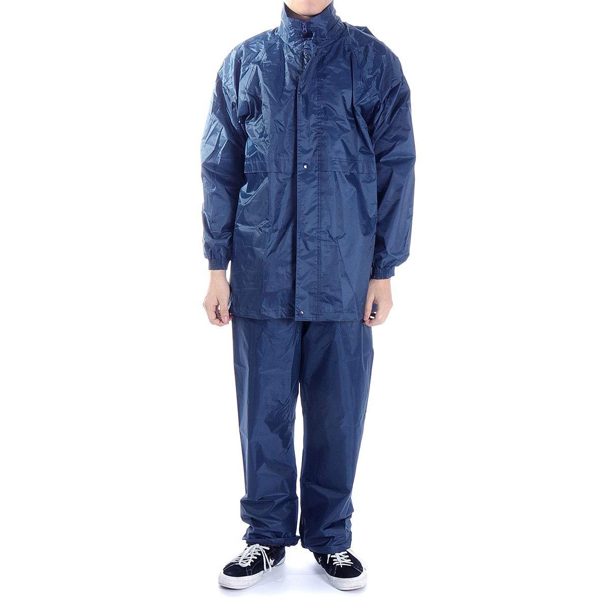 Farway Waterproof Split Raincoat Adult Men Women Motorcycle Outdoor Riding Suit Pant Suit