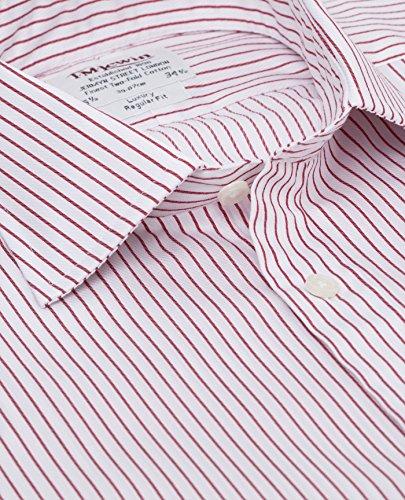 TM Lewin -  Camicia classiche  - A righe - Classico  - Maniche lunghe  - Uomo